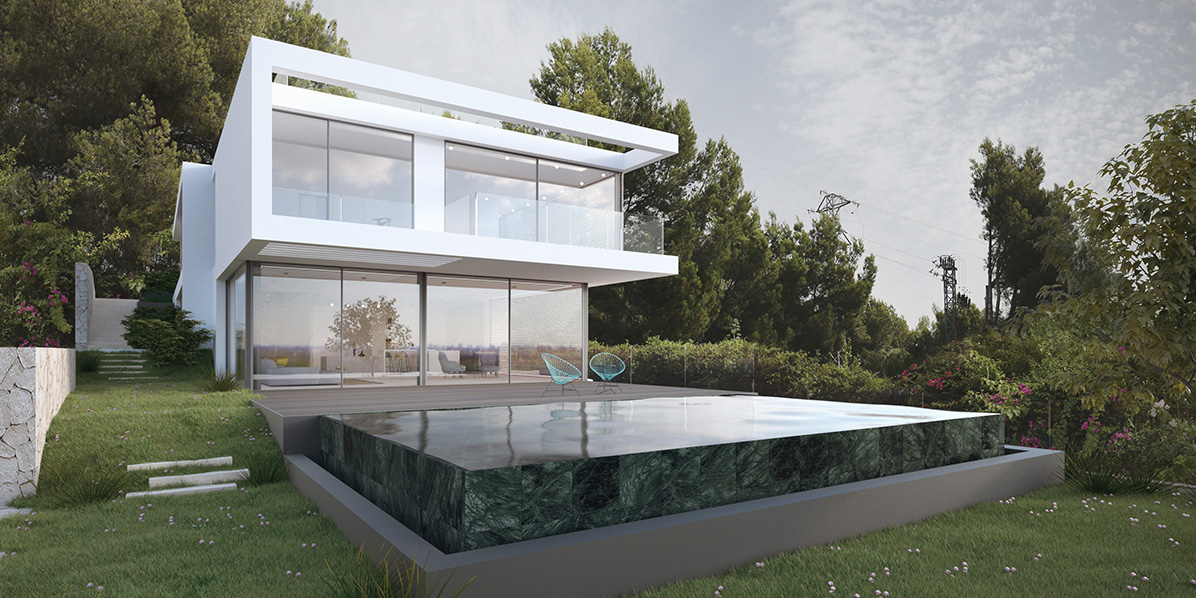 Calvia 180 estudio cano arquitectura mallorca - Estudio arquitectura mallorca ...