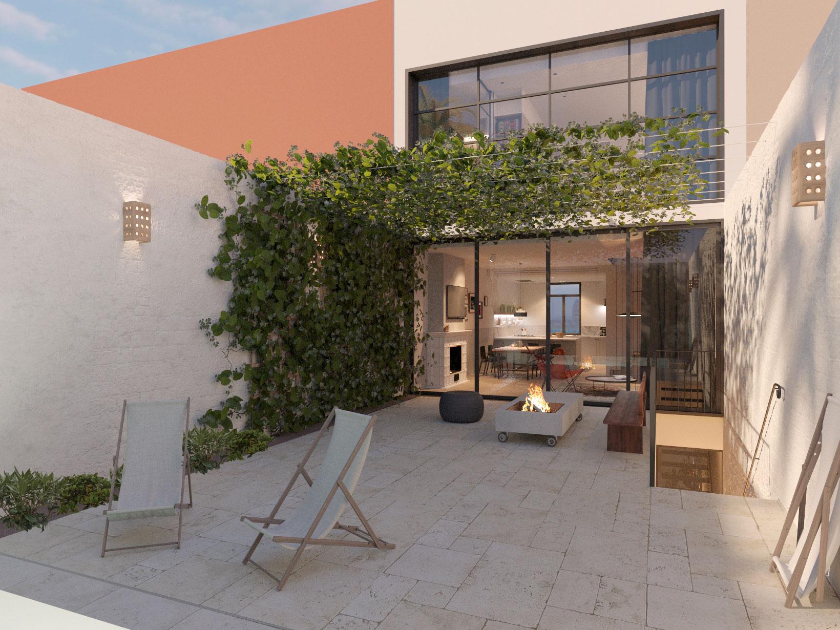 Palma 213 estudio cano arquitectura mallorca - Estudio arquitectura mallorca ...