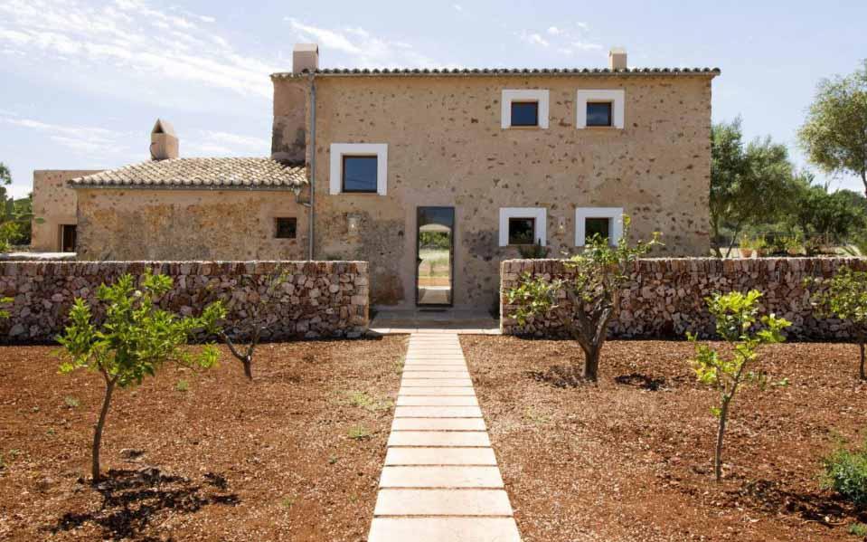 Reforma Mallorca Sencelles Arquitectos Mediterranean design