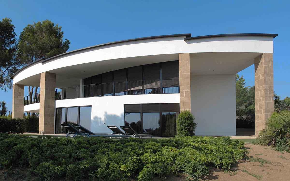 Edificio especial Calvia Mallorca Arquitectos