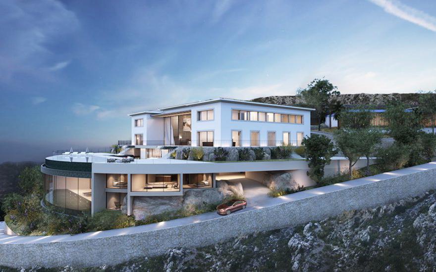 Arquitectos Palma Son Vida Vivienda Mallorca Deutsch