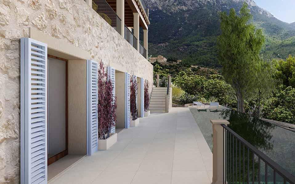 Arquitectos Palma Haus Mallorca Deutsch
