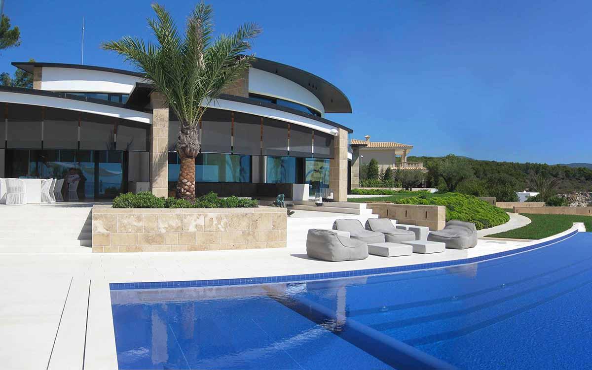 Edificio Especial Mallorca Calvia Palma Arquitectos