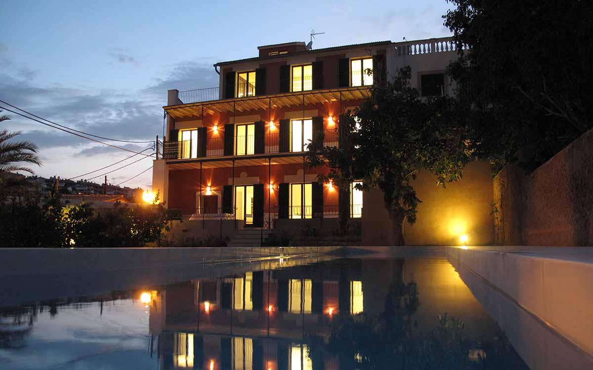 El Terreno Palma Reforma Mallorca Arquitectos English
