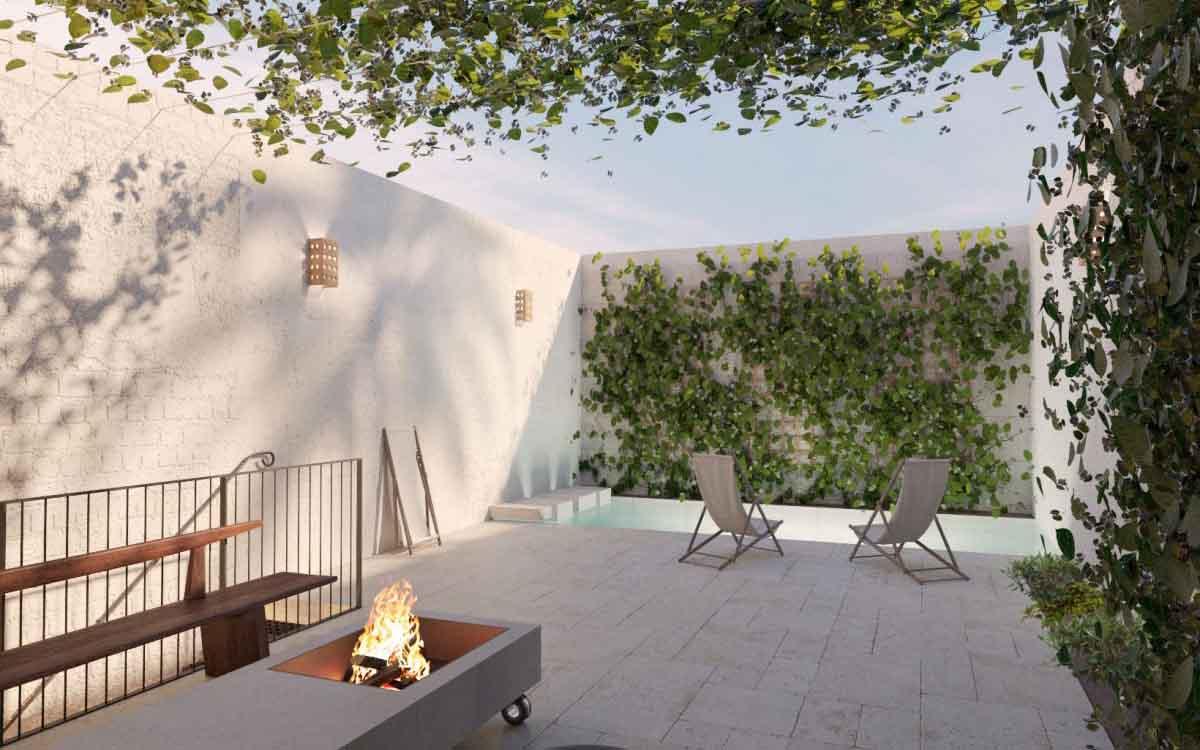 Arquitectos Calvia Vivieda Mallorca Deutsch