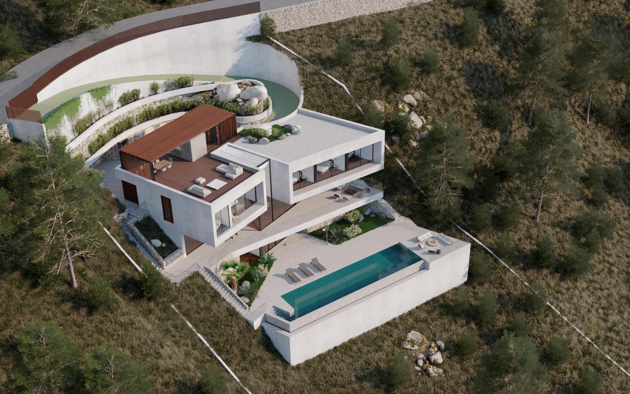Palma Mallorca Vivienda Arquitectos