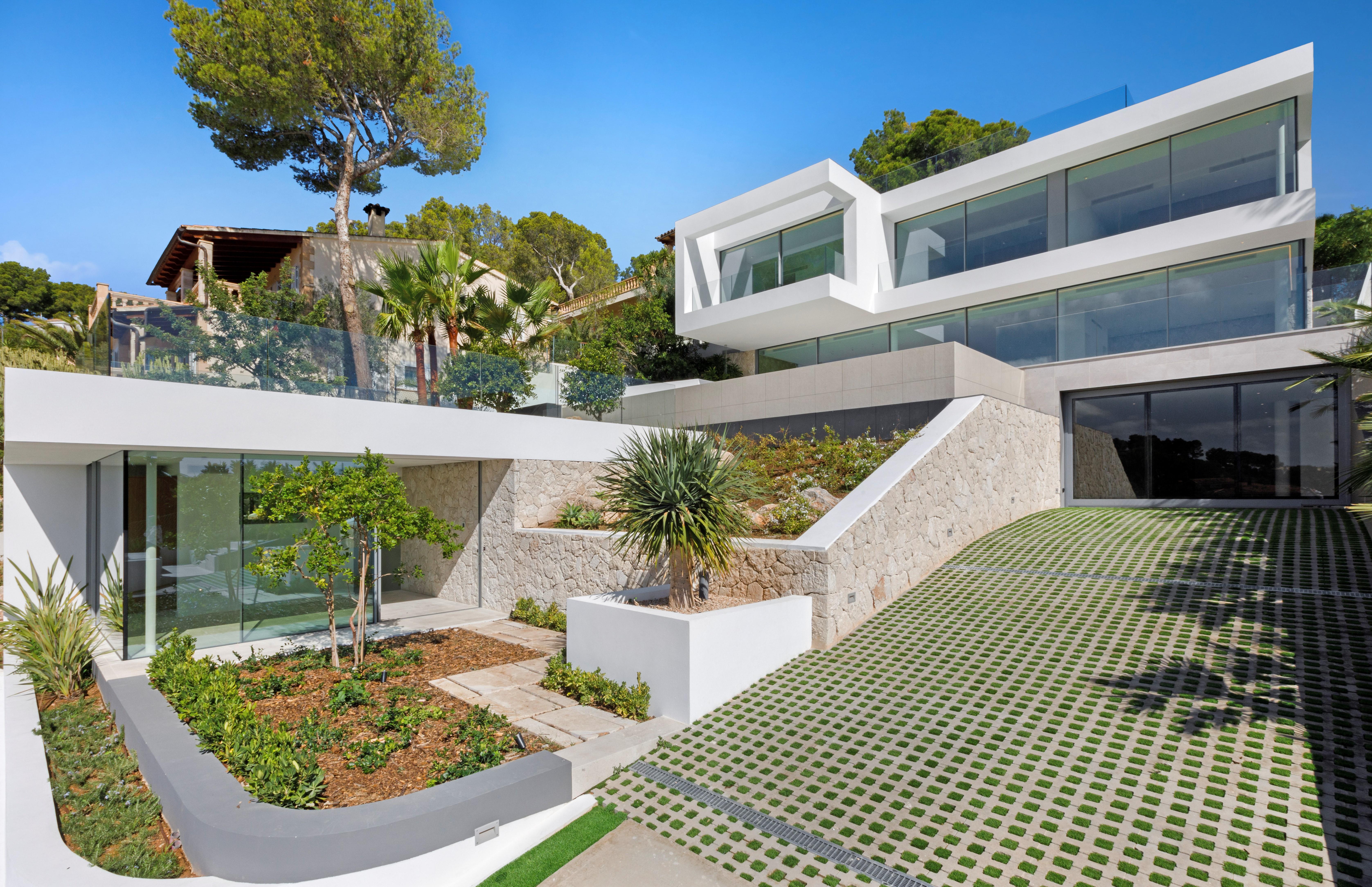 Calvia Mallorca Vivienda Arquitectos