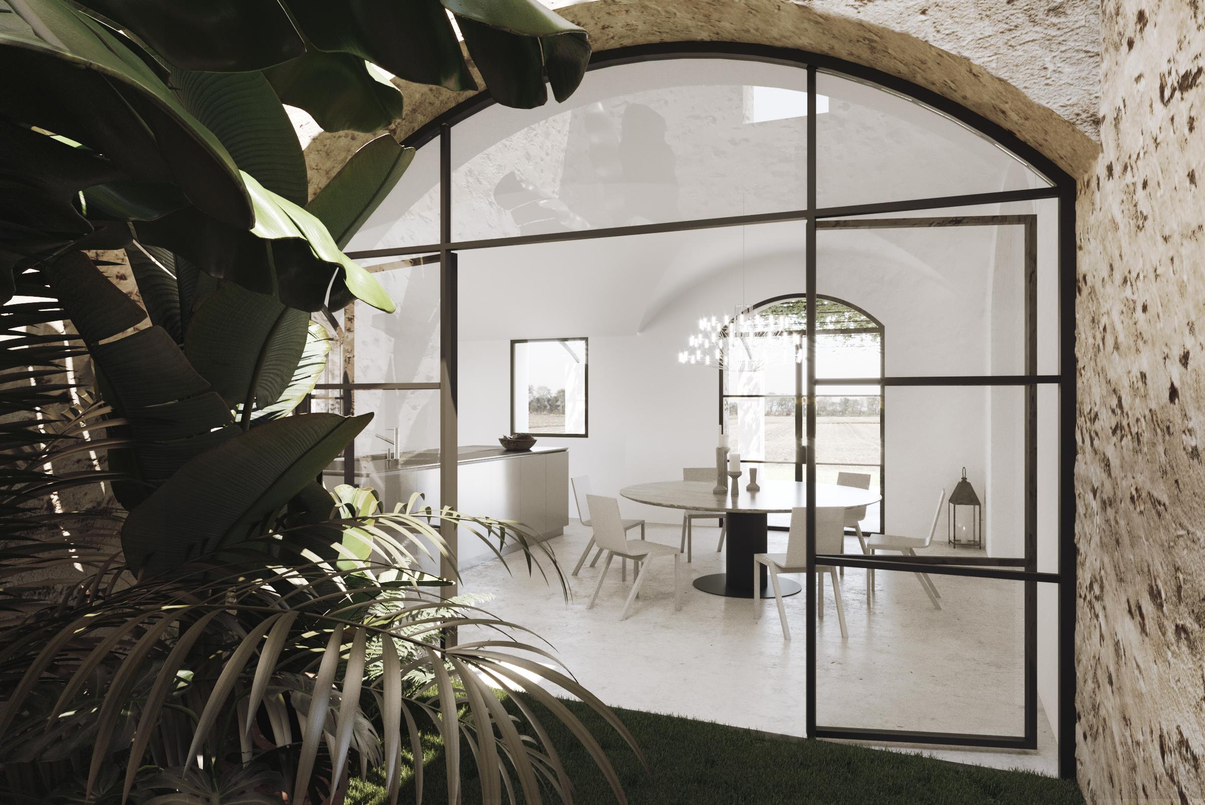 Vivienda Sencelles Biniali Mallorca Arquitectos