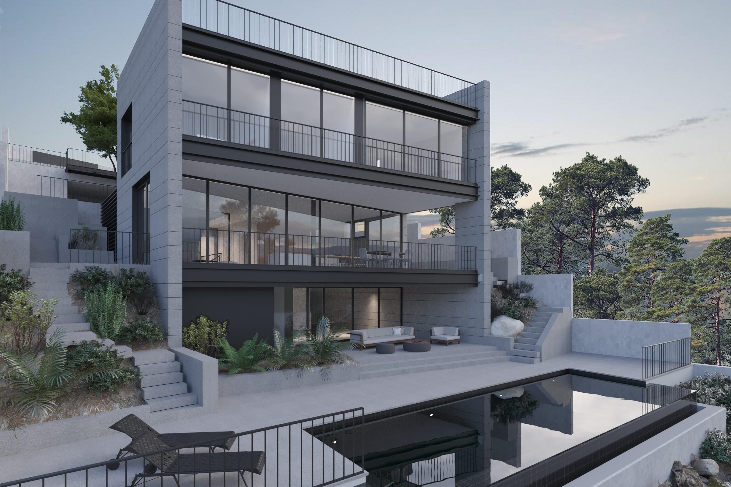 Vivienda Calvia Mallorca Arquitectos