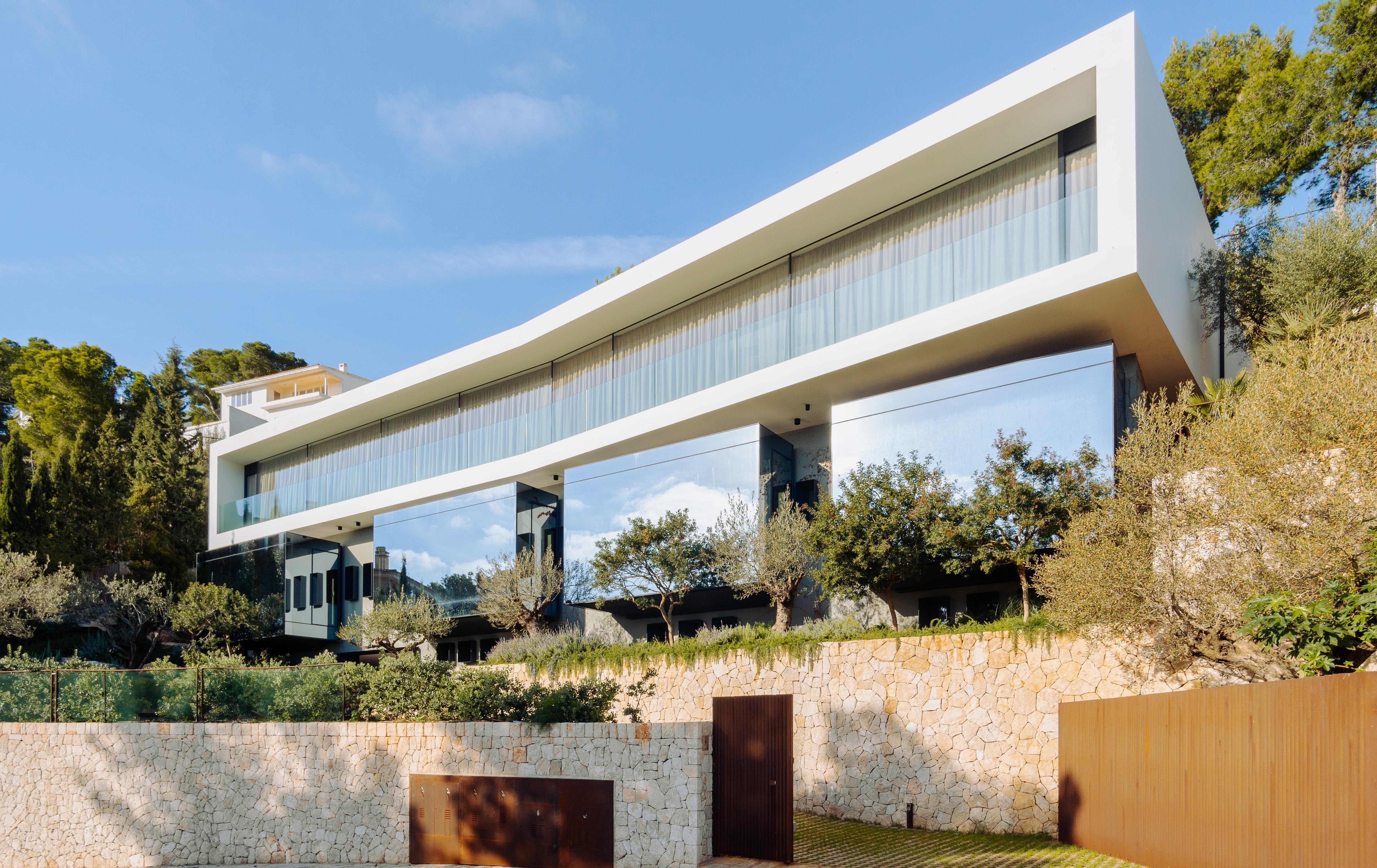 Arquitectos Calvia Haus Mallorca Deutsch